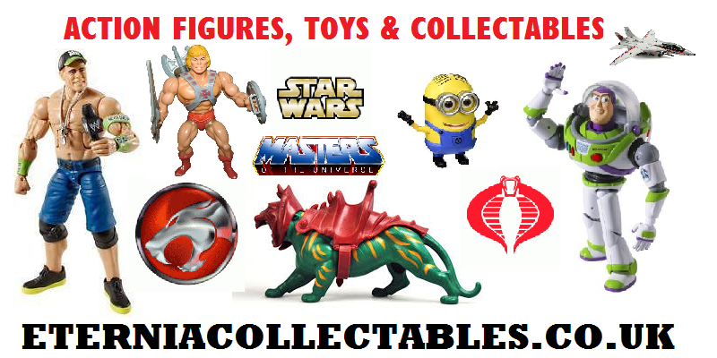 action figures toys and collectibles
