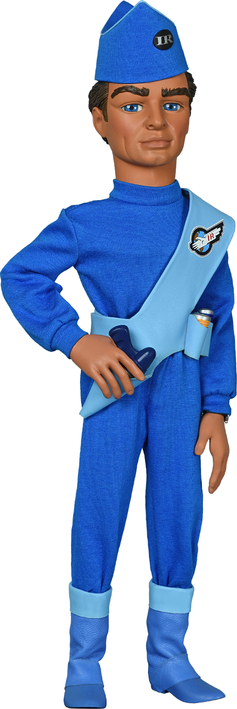 Scott Tracy International Rescue Thunderbirds Sixth Scale Figure